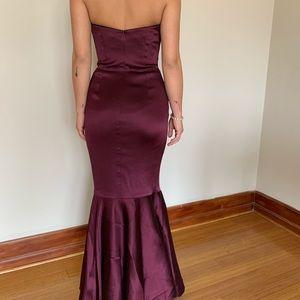 VERA WANG collection dress